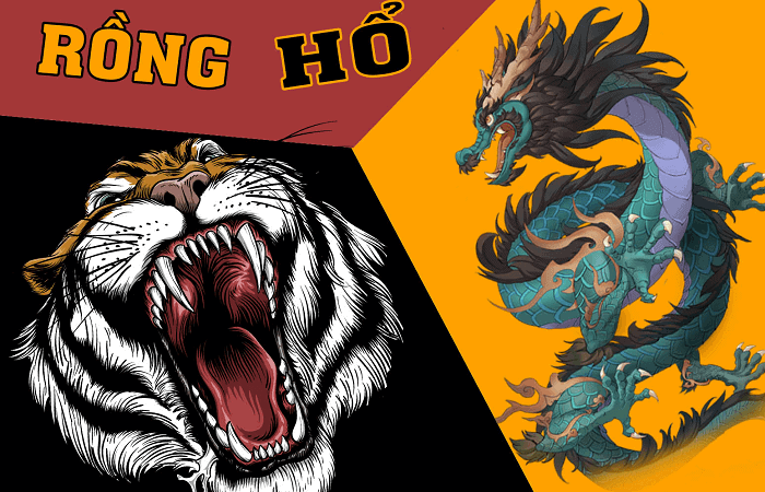 ดราก้อนไทเกอร์คืออะไร?  คำแนะนำในการเล่น Dragon Tiger ที่ 12bet
