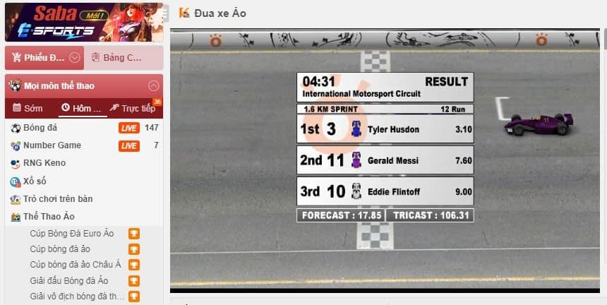 วิธีเล่นเกมแข่งรถออนไลน์ที่ 12bet
