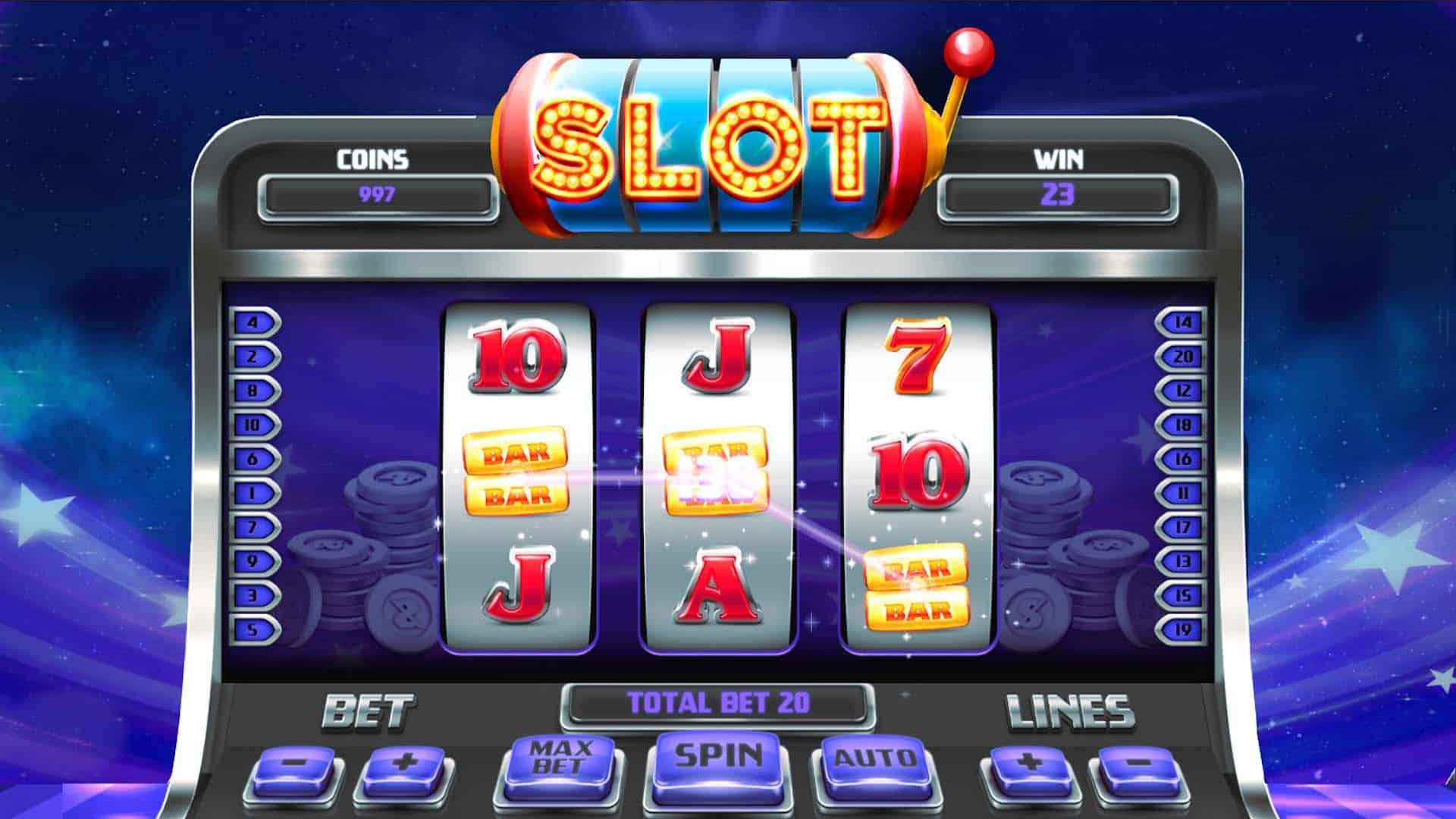 สล็อตคืออะไร? วิธีเล่น Slot แลกเงินพันล้านที่ 12bet