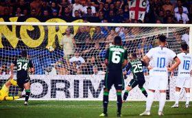 การแข่งขัน Sassuolo Calcio vs Inter Milan, 21:00 น. วันที่ 28/11