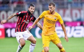อัตราต่อรองของการแข่งขัน AS Roma vs AC Milan, 02h45 วันที่ 1 มีนาคม