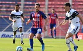 Estudiantes La Plata vs San Lorenzo เวลา 05:00 น. ของวันที่ 30 มีนาคม