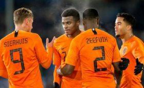 แมตช์ระหว่างเนเธอร์แลนด์ (U21) พบฝรั่งเศส (U21) เวลา 23.00 น. ในวันที่ 31 พฤษภาคม