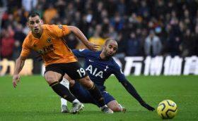 เดิมพันการแข่งขัน Tottenham vs Wolves เวลา 20:05 น. ในวันที่ 16 พฤษภาคม
