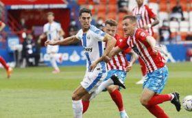 การแข่งขัน Real Zaragoza vs Leganes เวลา 02.00 น. ในวันที่ 31/05