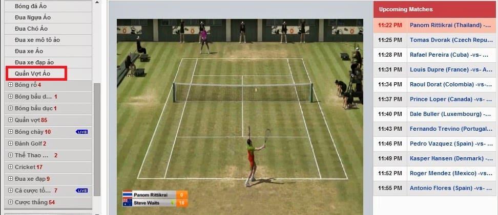 เทนนิส เทนนิส &วิธีเล่นเทนนิสออนไลน์ เดิมพันเทนนิสที่ 12bet