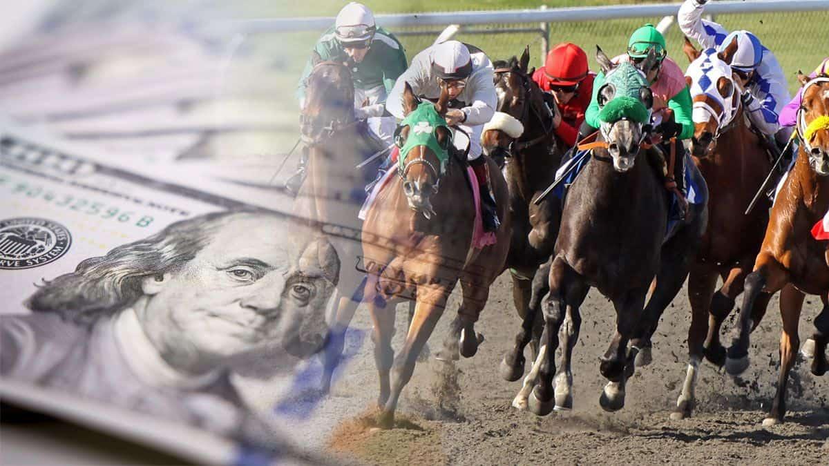 พนันม้าแข่งกินเหรียญ