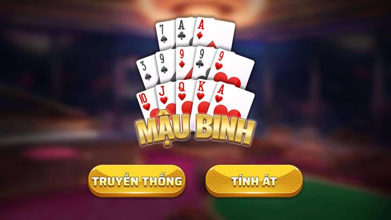 Mau Binh ออนไลน์และวิธีเล่น Mau Binh เก่งในการชนะ